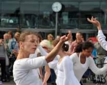http://www.fotofisch-berlin.de - Global Water Dances, Berlin