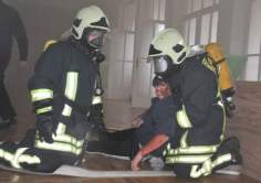 http://www.fotofisch-berlin.de - Freiwillige Feuerwehr _Übungseinsatz